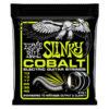 ERNIE BALL COBALT SLINKY Regular Χορδές Ηλεκτρικής Κιθάρας 0