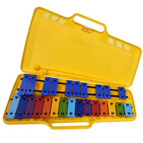 ANGEL Glockenspiel AG-25N3 Χρωματιστό Μεταλλόφωνο