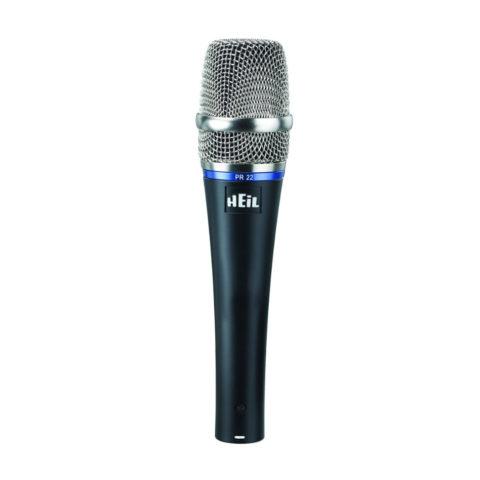 Heil Sound PR 22-UT Δυναμικό Καρδιοειδές Μικρόφωνο Rear Noise Rejection