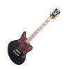 D' ANGELICO Deluxe Bedford Offset Black Ηλεκτρική Κιθάρα
